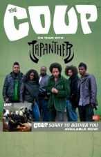 The Coup , People Under the Stairs, Japanther , and more.