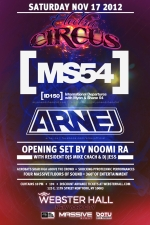 CIRCUS SATURDAYS presents Myon & Shane 54 / Arnej with Opening Set by Noomi Ra