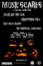 MusicSCARES: A MusiCares Benefit Concert featuring Judah & the Lion / Christopher Wild / Half Priced Hearts / The Whitewall Gentlemen