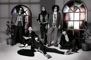 Foxy Shazam featuring The Super Happy Fun Club