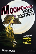 Moonfest 2012 featuring Bow Wow Wow