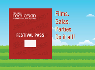Reel Asian 2012 Festival Pass