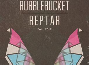 Rubblebucket plus Reptar and Railbird