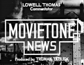 FOX MOVIETONE NEWSREELS FROM THE SILVER SCREEN, 1928 - 1942 w/ Curator Greg Wilsbacher
