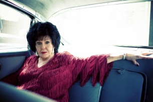 Wanda Jackson with Jonny Fritz and Courtney Jaye