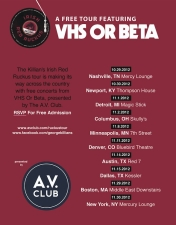 VHS or Beta with Rachel Pearl