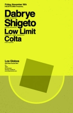 DABRYE and Shigeto / LOW LIMIT / Colta