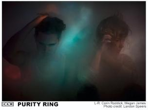 Purity Ring featuring Young Magic