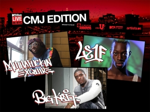 Big K.R.I.T. plus Flatbush Zombies / Mr. MFN Exquire / Le1f / Killer Mike