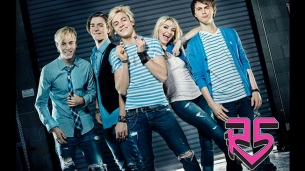 R5 featuring Ross Lynch from Disney Channels Austin and Ally with NameSake and Taylor Mathews
