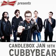 Candlebox featuring Lovehammers and Model Stranger