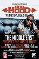 Ace Hood: The Respect The Hustle Tour