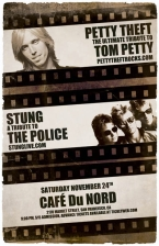 Petty Theft plus Stung: The Police Tribute