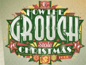 HOW THE GROUCH STOLE XMAS featuring Grouch and Eligh / Mistah Fab / Prof