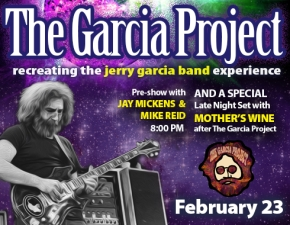 Mother's Wine / The Garcia Project / Jay Mickens / Joseph Zappile's Art Show