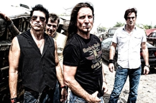 Jackyl with Van Waylon