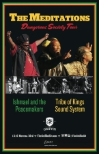 The Meditations : Ishmael & The Peacemakers : Tribe Of Kings Sound System