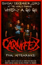 Carnifex featuring Pathology