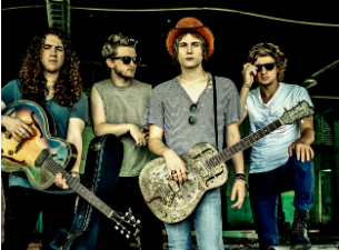 Tyler Bryant & The Shakedown with A Day's Ride