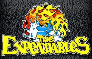 The Expendables featuring Tomorrows Bad Seeds / Pacific Dub