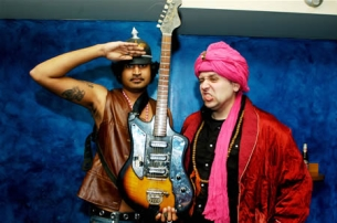 The King Khan & BBQ Show / Paint Fumes / Bazooka