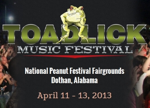 Toadlick Music Festival - 3 Day Pass