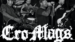Cro-Mags & Sheer Terror with special guests Rude Awakening, Brain Slug, Born Annoying