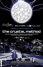 The Crystal Method with DJ Taj