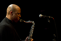 Chris Greene Quartet with special guests Marquis Hill Blacktet