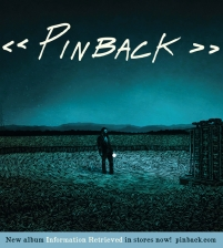 Pinback plus Judgement Day