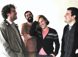 The Canoes (record release) / Tom Schraeder (record release) / Mooner (record release) / Hospital Garden