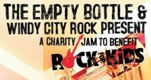 Windy City Rock presents 'A Rock For Kids Charity Jam' featuring Rambos / Panda Riot / We Repel Each Other / The Hecks / Massive Ego / Shiloh / Tiny Fireflies / DJ Miss Alex White