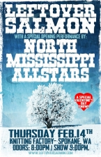 An Evening With featuring Leftover Salmon and North Mississippi All Stars
