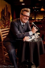 Greg Proops is The Smartest Man In The World - LIVE PODCAST RECORDING