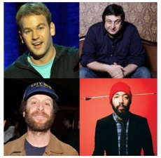 The Bell House & Pretty Good Friends' Hurricane Relief Benefit: featuring A Very Funny 'F*ck You' To Sandy Hosted by Eugene Mirman with Jon Glaser, Wyatt Cenac, Mike Birbiglia, Michael Che and more!