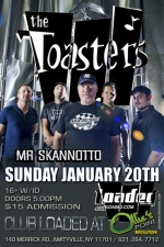 The Toasters featuring Mrs Skannotto / Nix 86 / Survay Says!