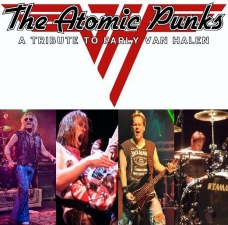 The Atomic Punks featuring A tribute to Van Halen