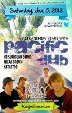 Pacific Dub with HB Surround Sound / Micah Brown / Katastro