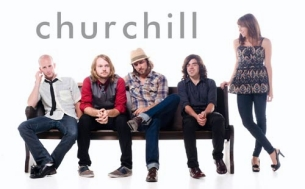 Churchill / The Damn Choir / The Dirty Pigeons