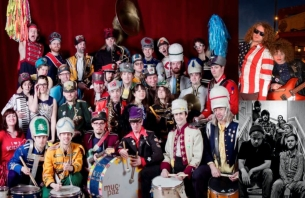 Mucca Pazza / White Mystery / Jon Drake & the Shakes