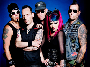 KMFDM with Legion Within, Rein[Forced]
