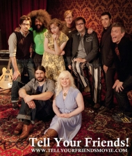 THE TELL YOUR FRIENDS! THE CONCERT FILM! RELEASE SHOW/SANDY BENEFIT with Host Liam McEneaney ft. Wyatt Cenac, Aaron Freeman (formerly Gene Ween), Christian Finnegan, Victor Varnado, A Brief View of The Hudson, Rob Paravonian, and more!