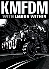 KMFDM with Legion Within / Chant
