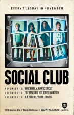 Social Club : H.A. Perkins : Young London