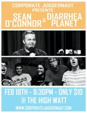 Sean O Connor & Diarrhea Planet