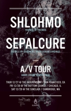 Shlohmo featuring Sepalcure