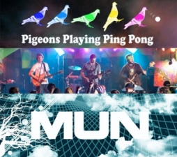 Plenty of Tickets still available for $10 Cash Only at the door/ w/ Pigeons Playing Ping Pong and MUN featuring Cosmal