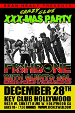 Fishbone featuring Quinto Sol / Beardo / C-Money
