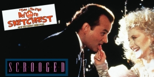 SF Sketchfest Presents Scrooged 25th Anniversary Screening with special guest Bobcat Goldthwait