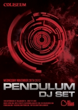 Pendulum, (DJ Set) - North America Tour